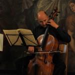 Festkonzert Schottenstift, Wien, Prälatensaal im November 2012